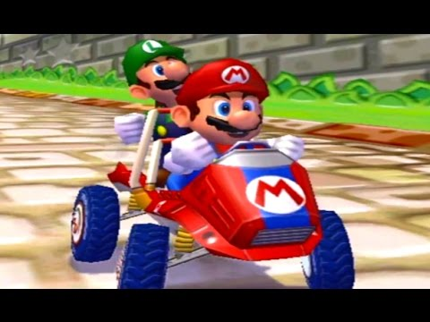 Mario Kart: Double Dash - 150cc Mushroom Cup Grand Prix (40 Points)