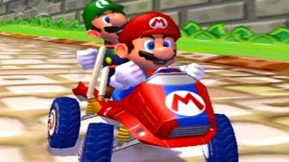 mario kart double dash 150cc mushroom cup grand prix 40 points