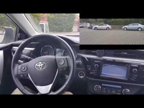 Toyota corolla otomatik park sistemi, Toyota Corolla IPA