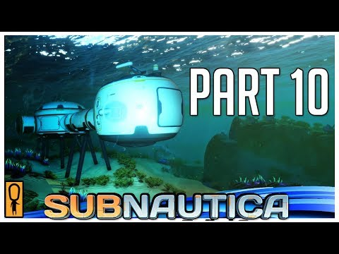BASIC BASE BUILDING - Let's Play Subnautica Blind Part 10 - FULL RELEASE GAMEPLAY [TWITCH]