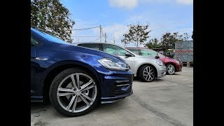 The Volkswagen Golf Drive Adventure to Malaysia  -  By Revv Evolution