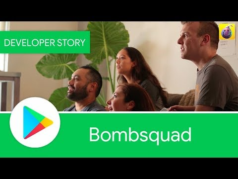 Android Developer Story:  Bombsquad grows...