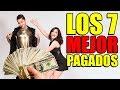 Ellos son los 7 youtubers MÁS RICOS de México este 2018