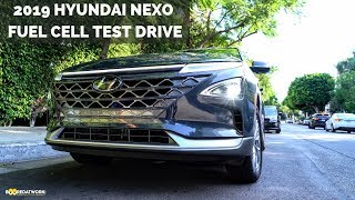 2019 Hyundai Nexo Fuel Cell Test Drive!!!