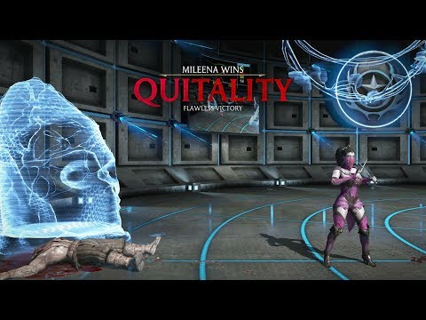 ANOTHER QUITALITY! - Mortal Kombat XL Online Ranked Matches thumbnail