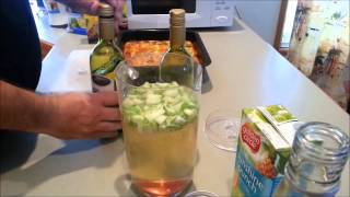 White Wine Sangria - Version 1