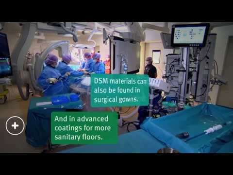DSM is Everywhere: performing surgery