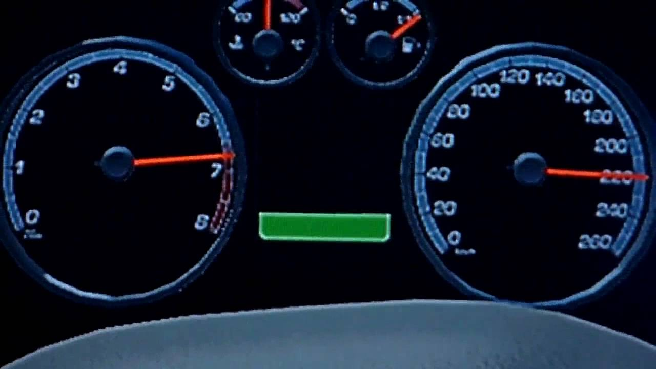 GT5P: Ford Focus ST Top Speed Run [HD] - YouTube