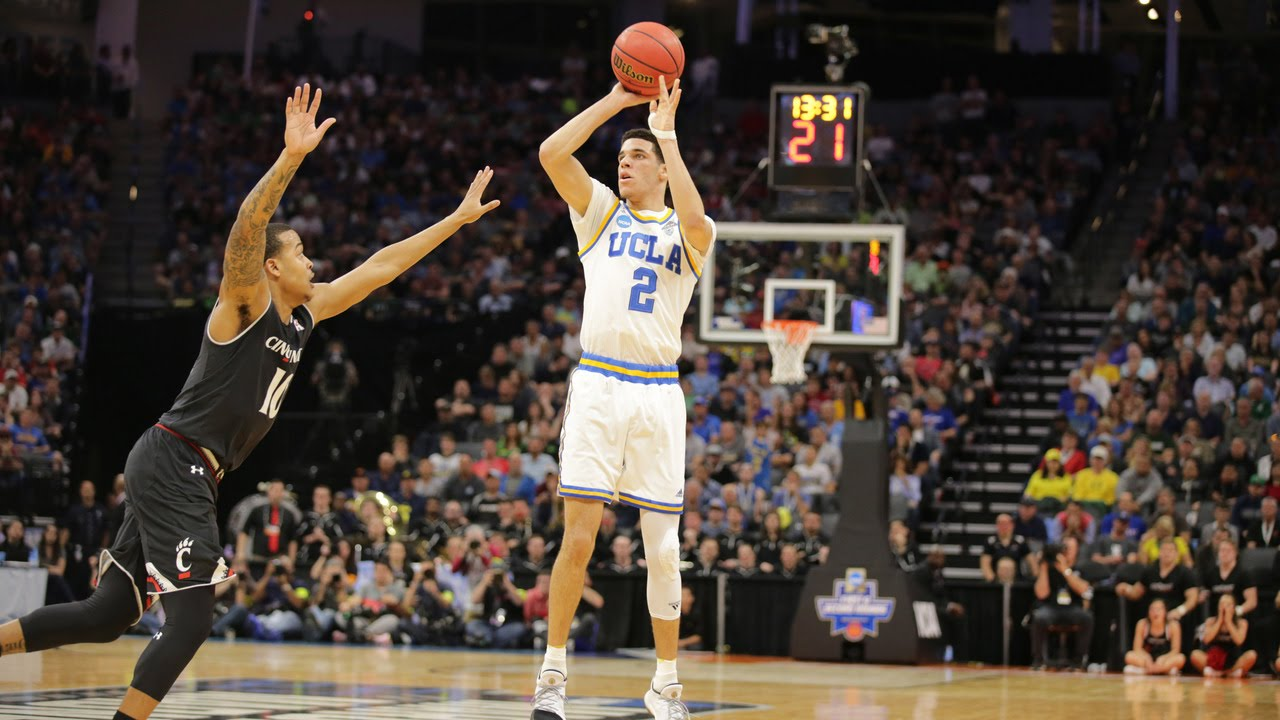 Lonzo Ball Ucla March Madness Highlights Youtube