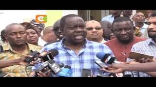 Matiang'i azindua kampeni 'Peleka watoto shuleni'