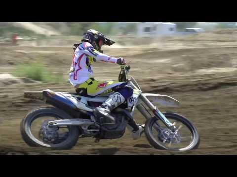 Jason Anderson RAW motocross testing