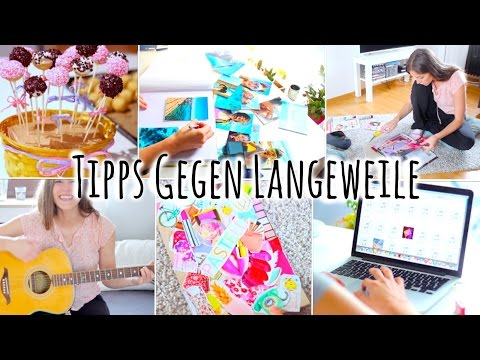 10 tipps gegen langeweile zuhause funnydog tv. Black Bedroom Furniture Sets. Home Design Ideas