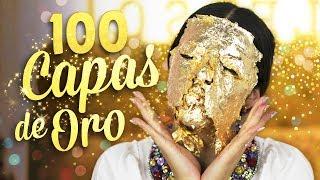 100 CAPAS DE ORO EN MI CARA  | MUSAS LESSLIE LOS POLINESIOS thumbnail