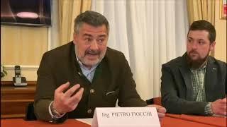 Presentazione a Domodossola di Pietro Fiocchi candidato per FdI alle Europee 2019