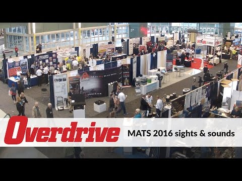 MATS 2016 sights and sounds