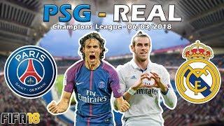 PSG vs REAL MADRID | Le match retour !