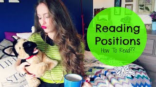 Reading Positions | Little Blue Mug Minute with Drey Thumbnail