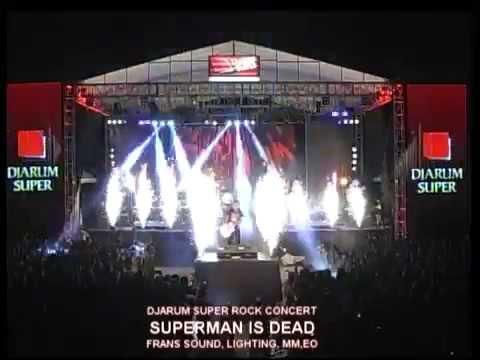 SUPERMAN IS DEAD With DJARUM SUPER  Live Show At Karanganyar Solo