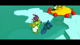 Video FIGHTS IN ZERO GRAVITY  Gang Beasts funny moments  2 download MP3, 3GP, MP4, WEBM, AVI, FLV November 2017