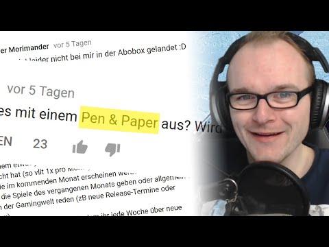 Feedback: Pen & Paper?