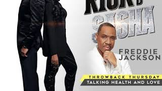 Freddie Jackson Opens Up About His Health