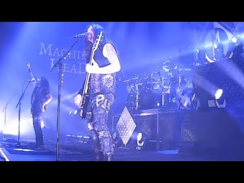"Machine Head's full show ""Burn My Eyes"" 25th Anniv. tour Germany posted..!"