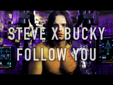 Steve x Bucky || Follow You