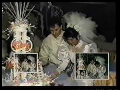 Gaddi-Balz Wedding Reception in Holidayland San Fernando