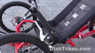 KMX Koyote Walkaround by Utah Trikes