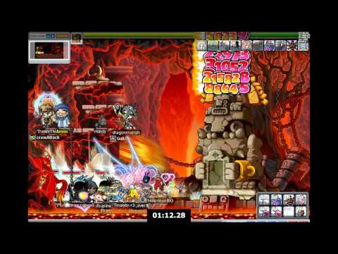 GMS Bera Zakum Speed Run (HD) [01:48.70] - March 29, 2009