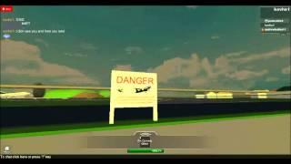 Repérage d'avion roblox de La TNCM