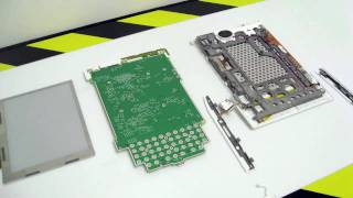 Kindle 1 & 2 Disassembly by TechRestore