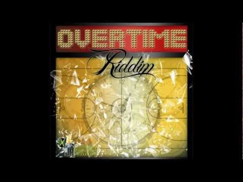 Overtime Riddim Instrumental (JA Productions) July 2012 @Peppaskul77