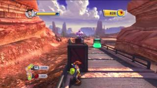 Toy Story 3 (Xbox 360) Part 1: Train Rescue
