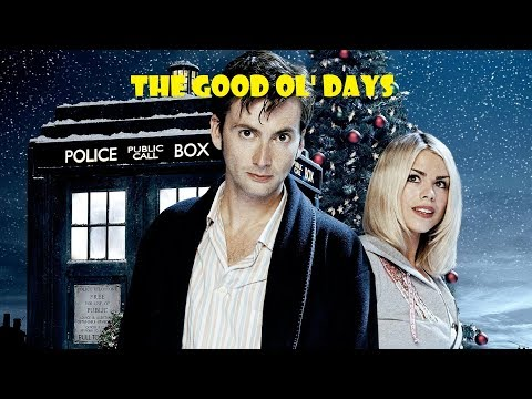 Ranking the Doctor Who Christmas Specials from Best to Worst