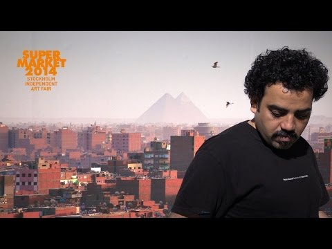 Artellewa Art Space, Cairo, Egypt - Supermarket 2014 Stockholm Independent Art Fair