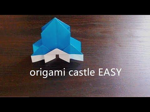 Origami Castle Waltz - YouTube   360x480