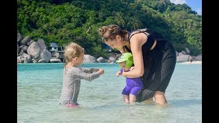 A NEW ISLAND KOH TAO | LIFE in THAILAND