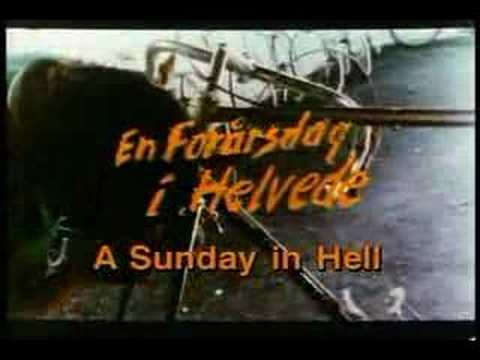 Sunday In Hell intro