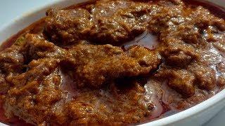 Mutton Pasanda Recipe ( Pasinde )   Mutton Steaks   CookWithLubna