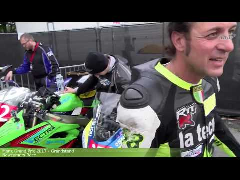 Manx Grand Prix - 2017 Newcomers Race