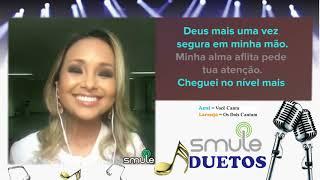 Cante junto com Bruna Karla - Sou Humano