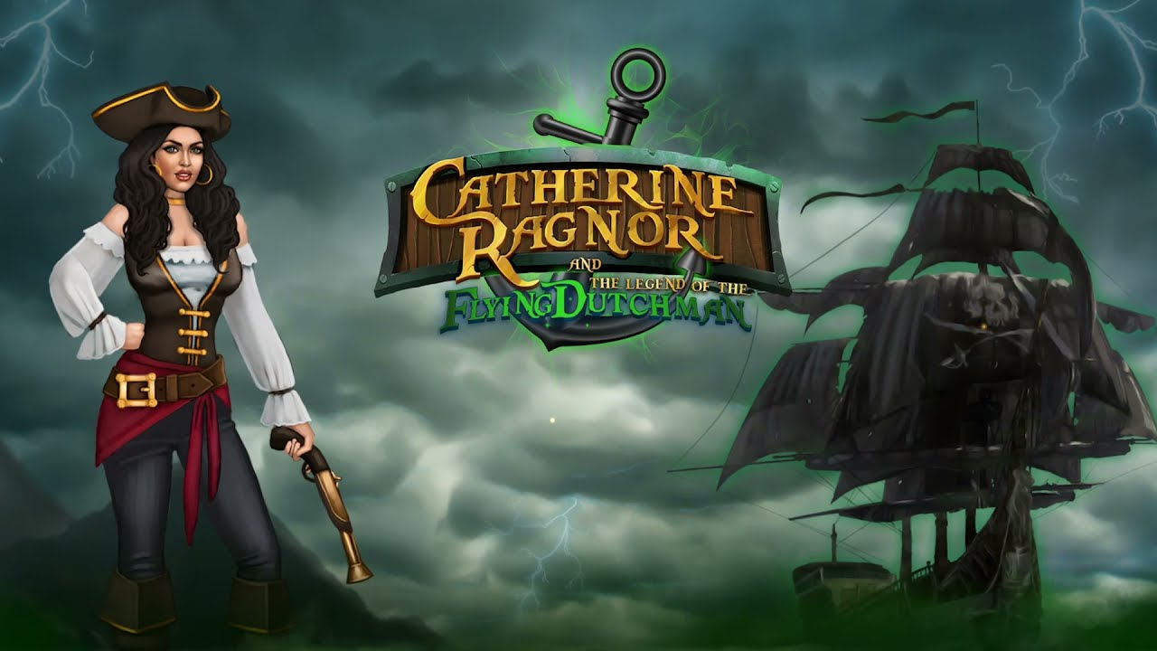 Catherine Ragnor and the Legend of the Flying Dutchman Trailer