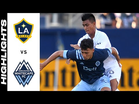 Los Angeles Galaxy Vancouver Whitecaps Goals And Highlights