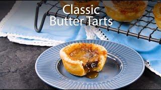 Classic Butter Tarts recipe
