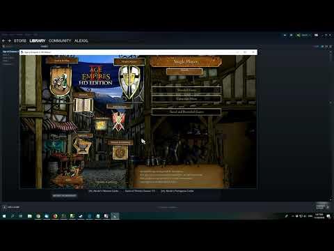 AGE OF EMPIRES II HD   FIX ERROR 890  The Forgotten