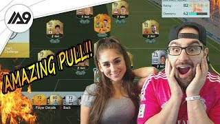AMAZING PULL! + ORANGE MOTM IBRA PACK OPENING HUNT FIFA 16 Ultimate Team