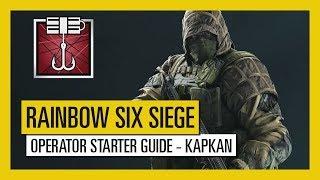 Tom Clancy's Rainbow Six Siege – Operator Starter Guide Kapkan