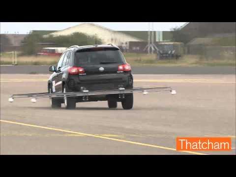 Thatcham -- Volkswagen Tiguan ESC Test