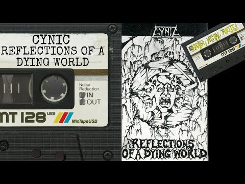 📼Cynic - Reflections Of A Dying World (Full Demo 1989)📼
